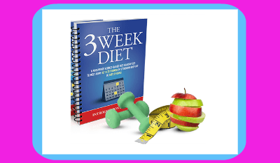 the 3 week diet system review image