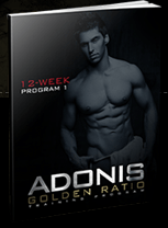Image result for adonis golden ratio