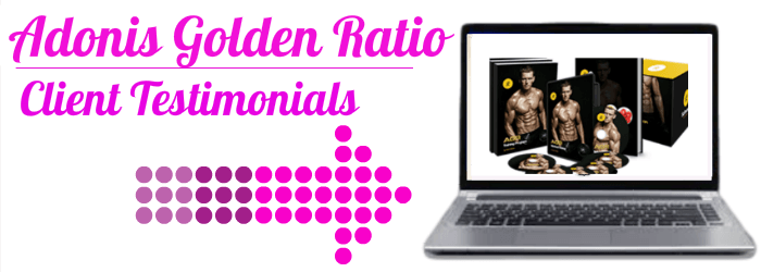 adonis golden ratio system testimonials