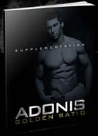 adonis golden ratio supplementation