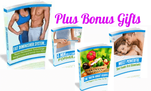 Fat Diminisher System Bonus Products