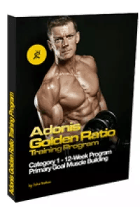 adonis golden ratio program review
