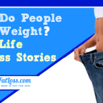 How Do People Lose Weight : Real World Case Studies