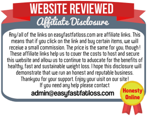 easyfastfatloss.com affiliate disclosure badge