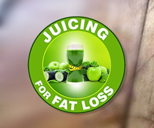 juicing for fat loss side banner